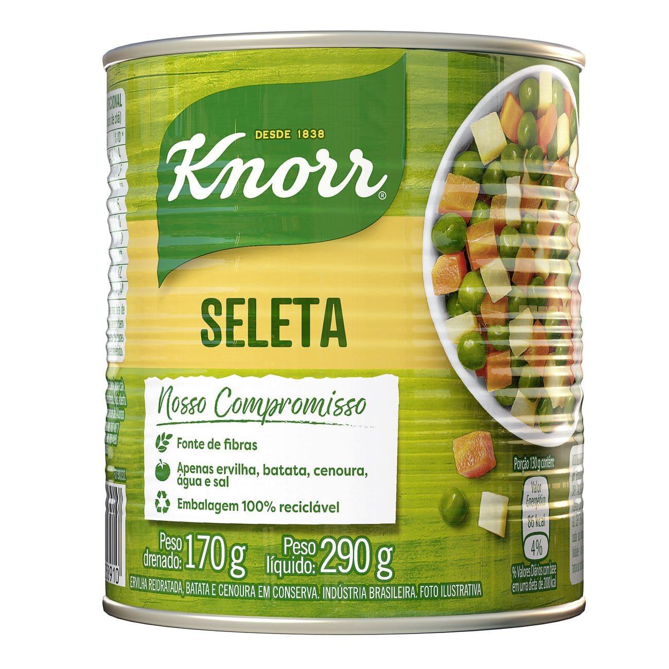 Seleta em Conserva Knorr 170g
