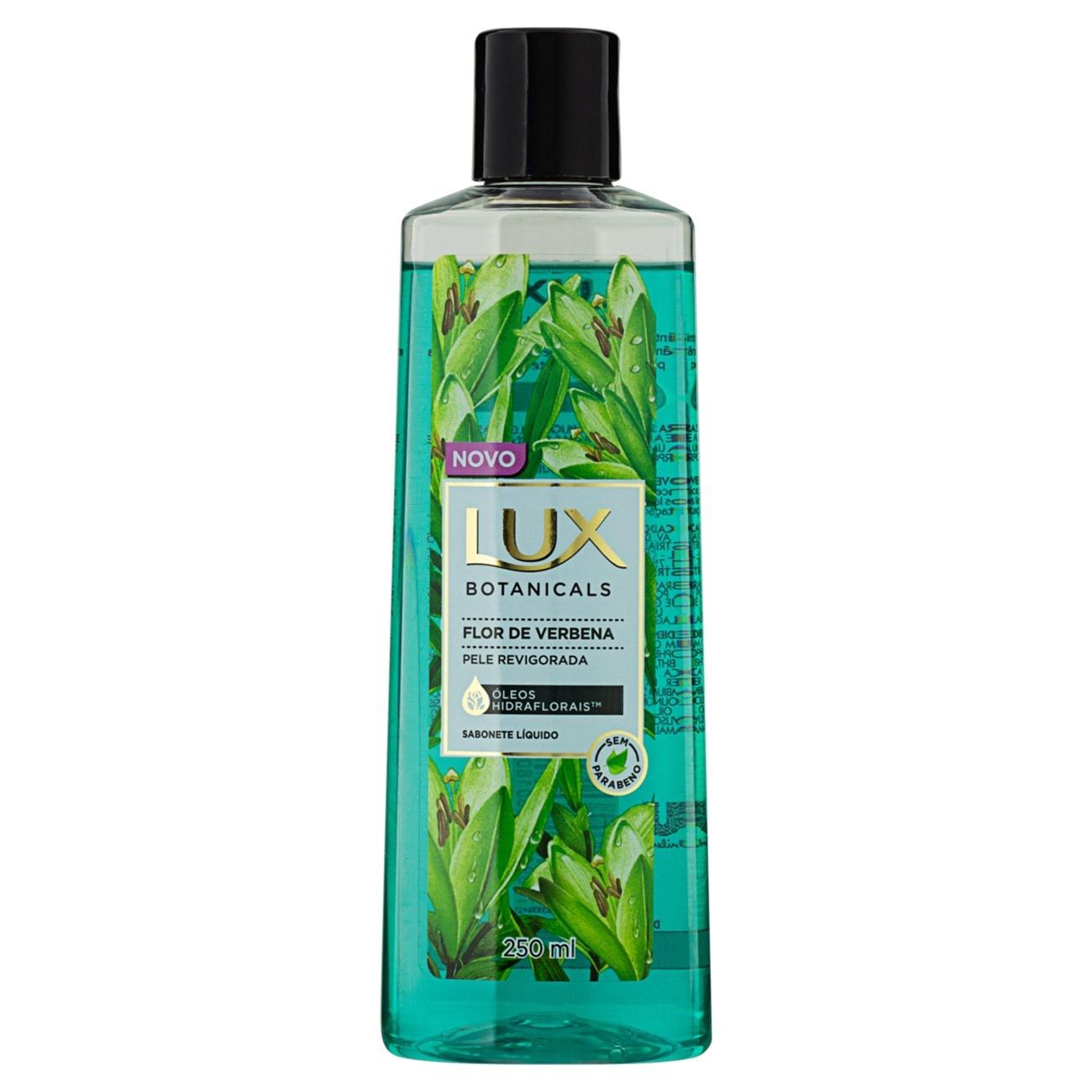 Sabonete Líquido Lux Flor de Verbena 250ml