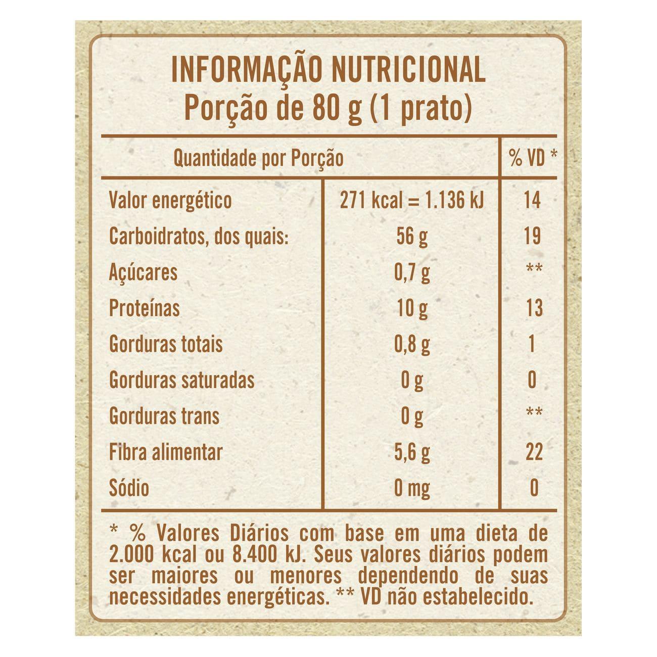 Macarrão Fusilli Knorr Integral 500g