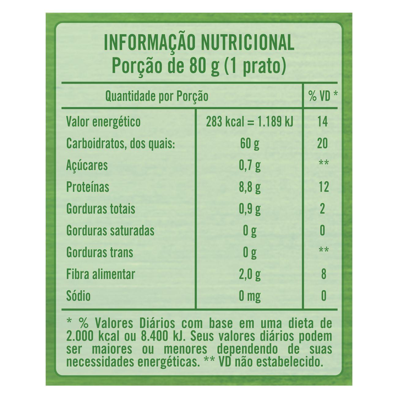 Macarrão Fusilli Knorr Sêmola 500g