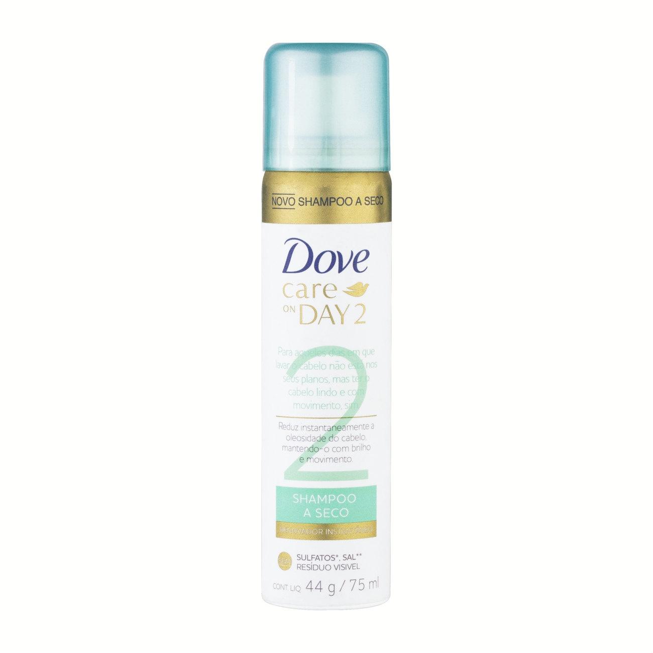 Shampoo a Seco Dove Care On Day 2 75ml
