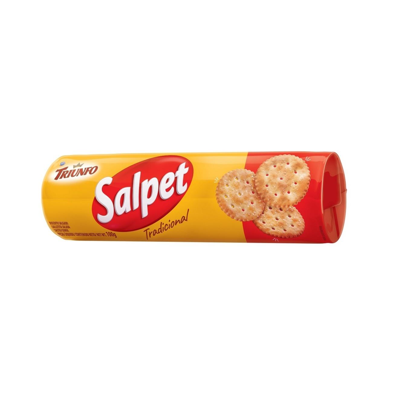 Biscoito Triunfo Salpet 100g