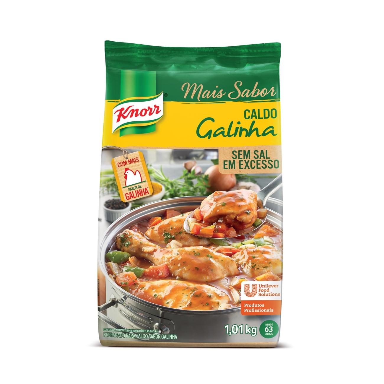 Caldo de Galinha Knorr 1,01kg