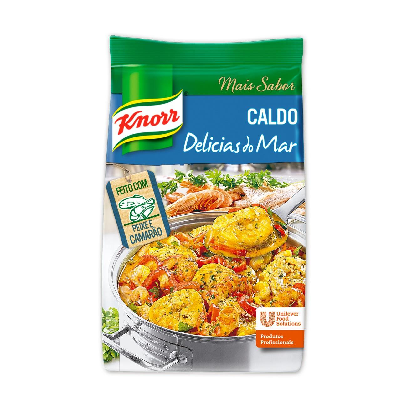 Caldo Delicias do Mar Knorr 1,01Kg
