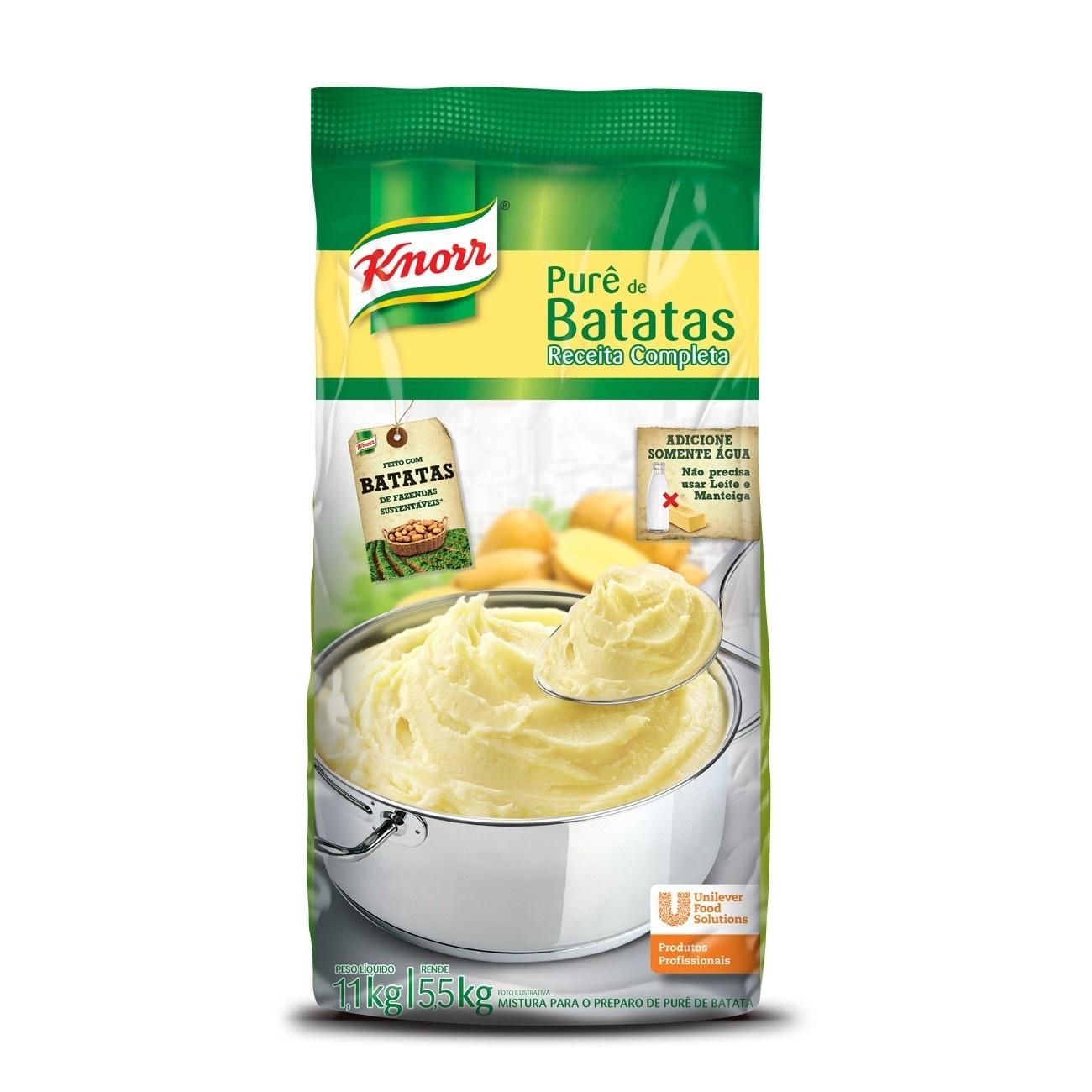 Purê de Batata Knorr 1,1kg