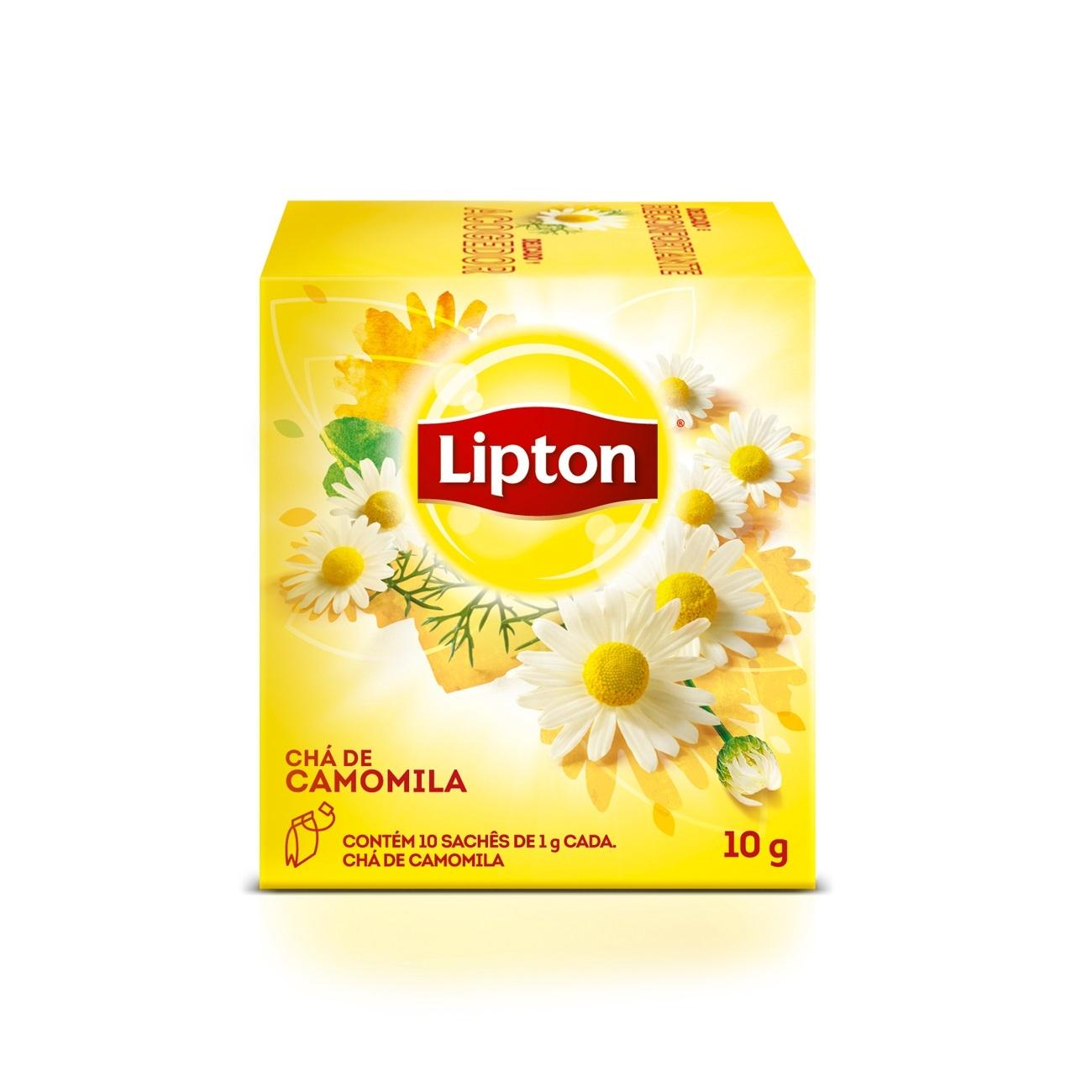 Chá Lipton Camomila 1g