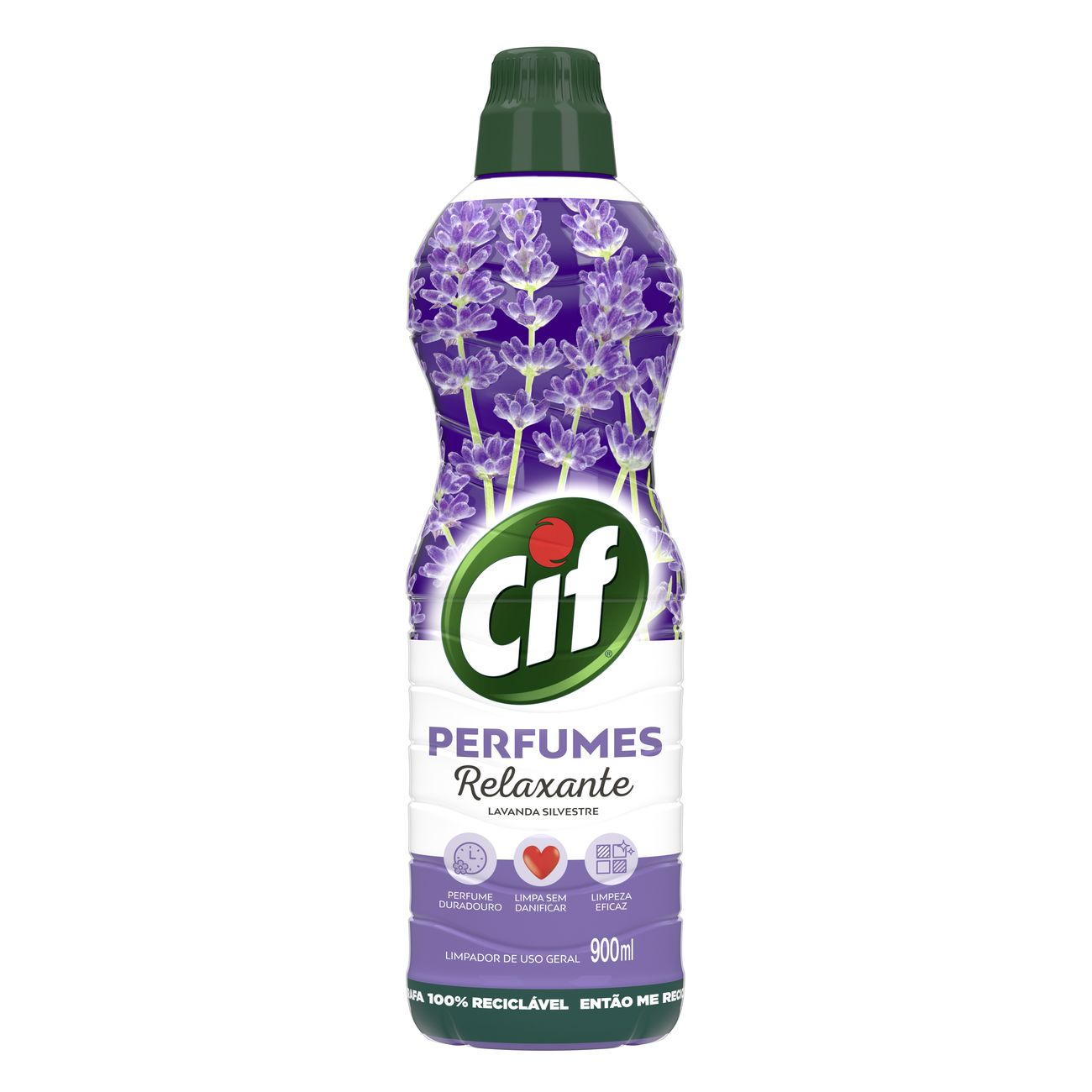 Limpa Pisos Cif Perfumes Relaxante 900mL