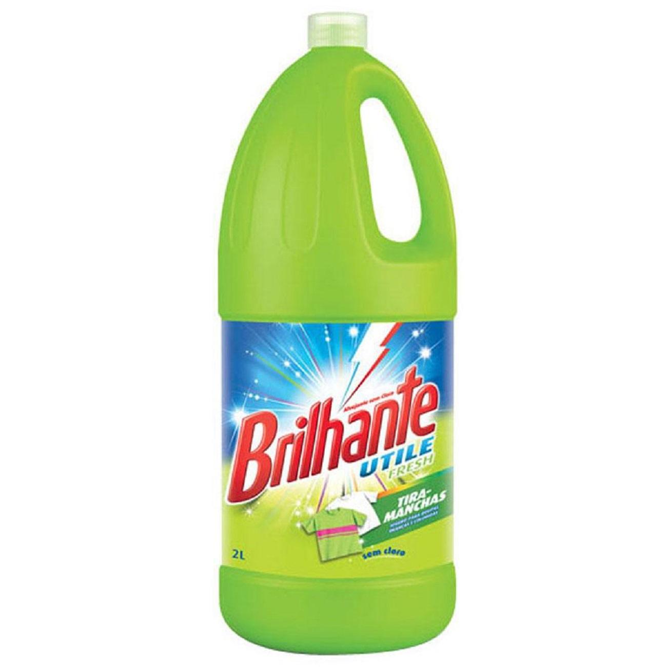 Alvejante Brilhante Utile Antibac Fresh 2L
