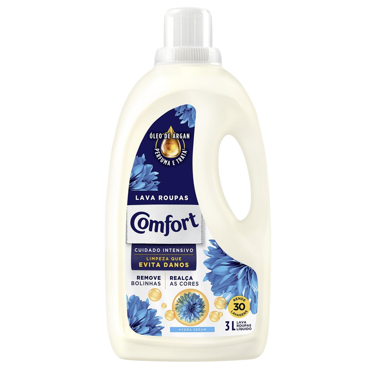Sabão Liquido Comfort Hydra Serum 3L