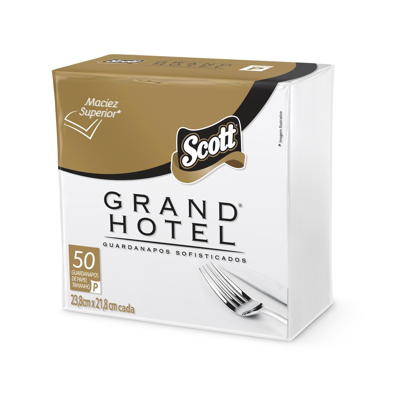 Guardanapo Grand Hotel Grand Hotel Familia 50un - Regular